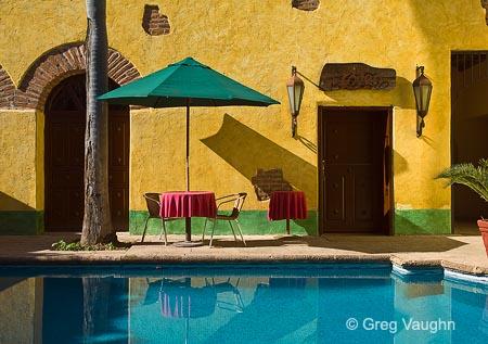 Posada del Hidalgo Hotel, El Fuerte, Sinaloa, Mexico