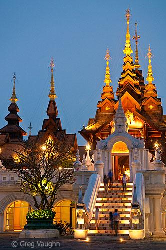 Mandarin Oriental Hotel in Chiang Mai